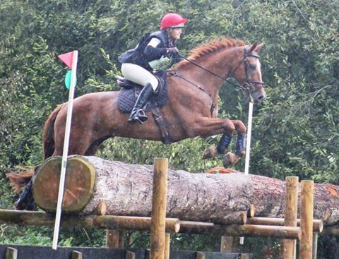 Area 5 Re-arranged Eventing Qualifier