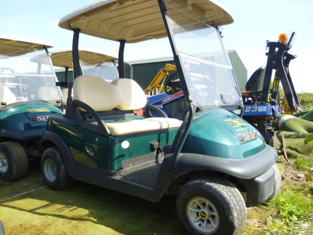 Most Compact Golf Buggy Sold Club Car Golf Buggy 2011 Used Electric Car For