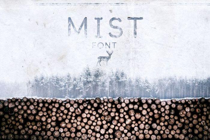 Mist Font Download