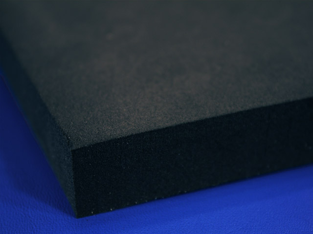 Seat Cushions Cross-linked Polyethylene Foam 4lb Charcoal | Foam By Mail