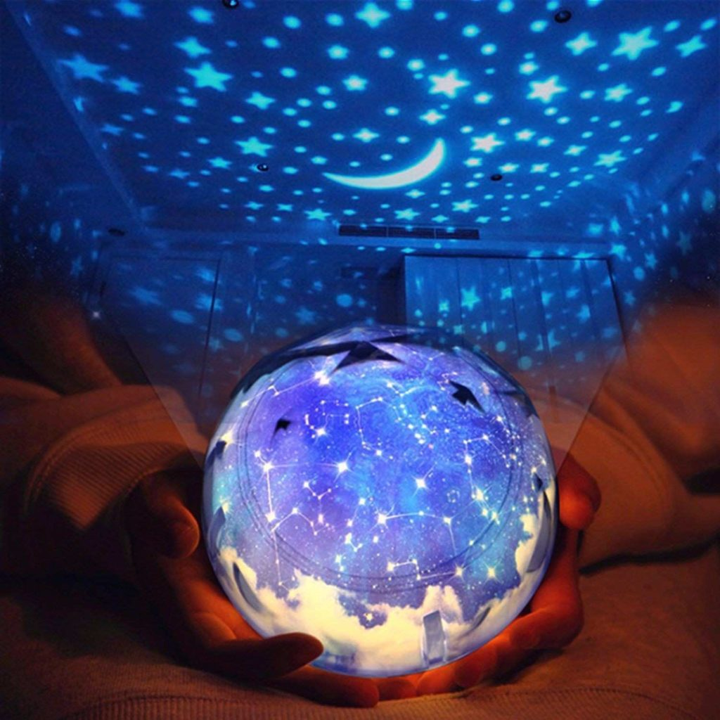 Kids Star Night Lights 5 Facts On Star Projector Cube With Lullaby And Nature