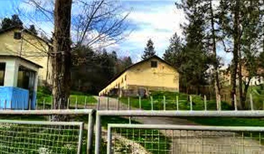 Foča 1992. - 1995. - konc logor za bošnjake magacin i vojna kasarna Livade