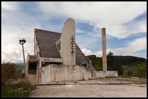 Foča 1992. - 1995. - zloglasni logor motel u Miljevini