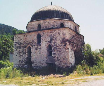 Foča - spomenik kulture, džamija Mehmed paše Kukavice