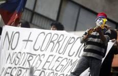¿Corrupción en Chile disminuye en un 80 por ciento?