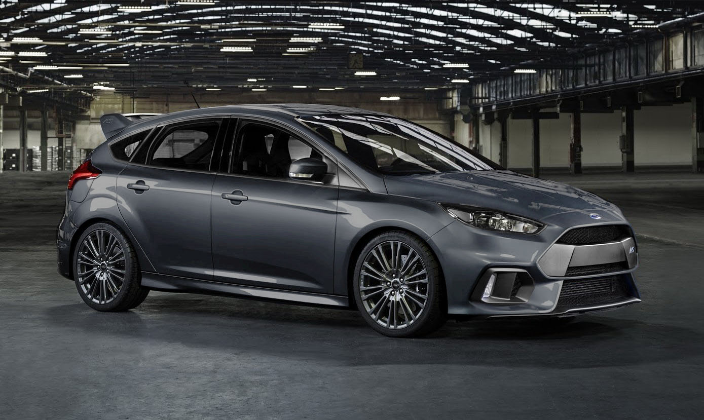Ford Focus Rs Grey 2016 Focus Rs Color Options