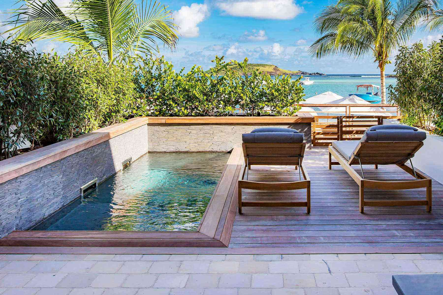 Jacuzzi Pool Was Ist Das The 23 Most Beautiful Hotel Plunge Pools Around The World Fodors