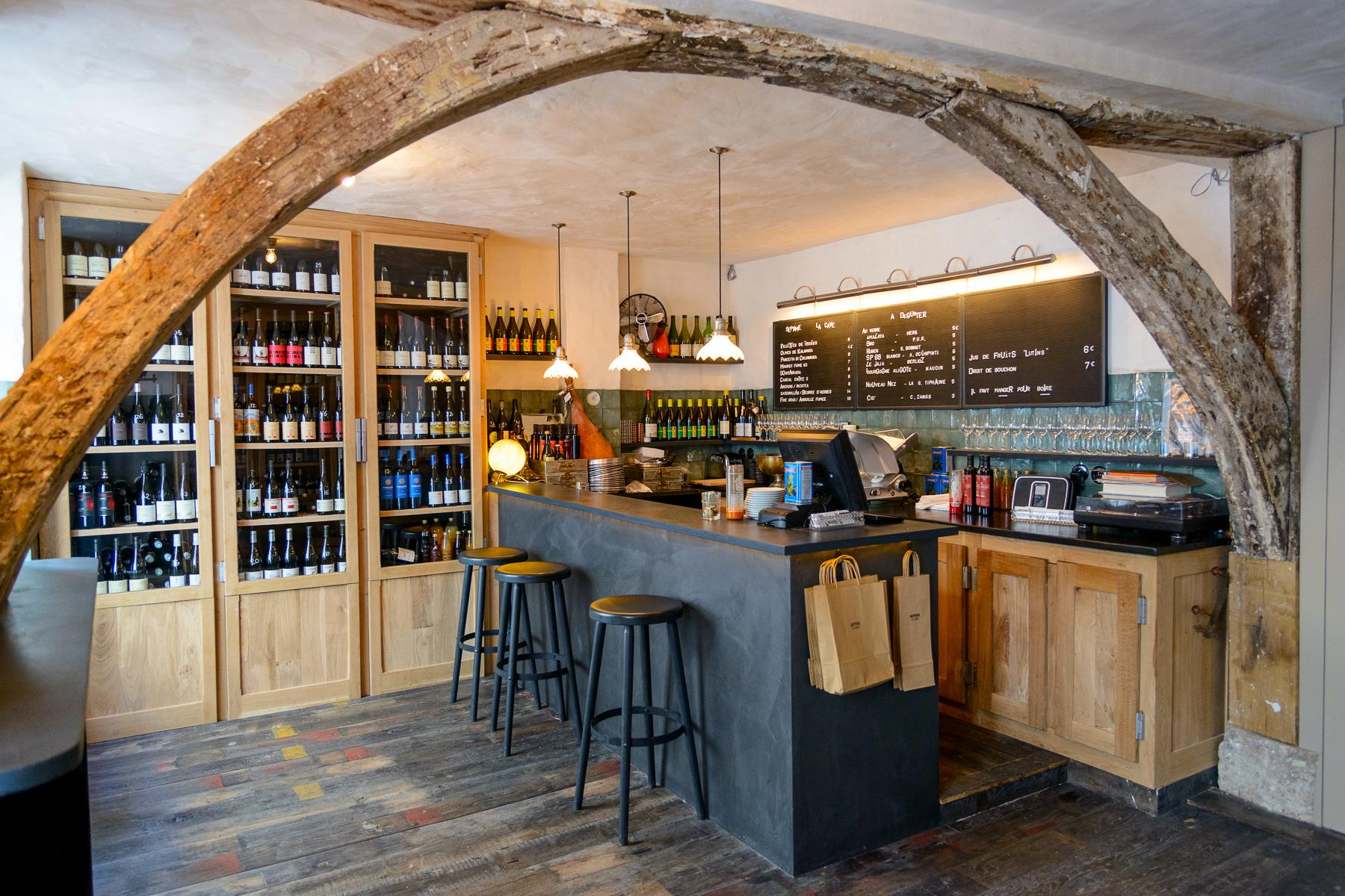 Bar A Manger 16 Best Wine Bars In Paris