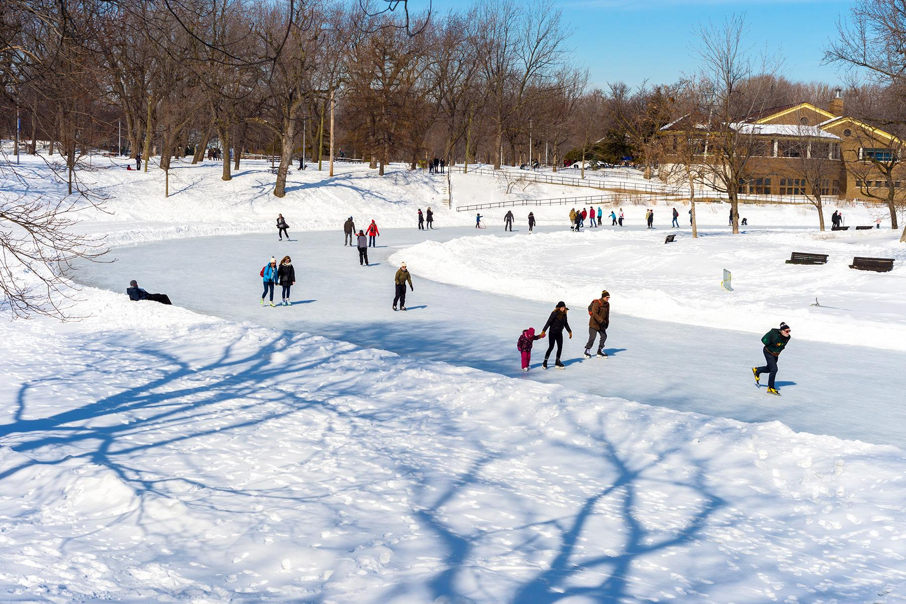 Montreal Weather Where To Go For A Cold Weather Vacation