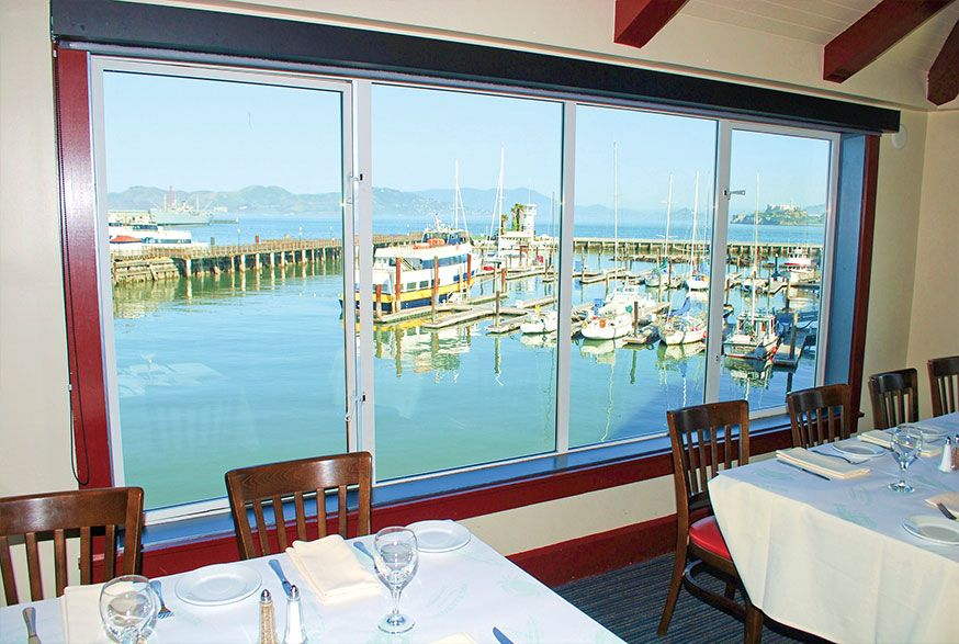 Fog Harbor Fish House - Pier 39 San Francisco - Menus  Info - Fog
