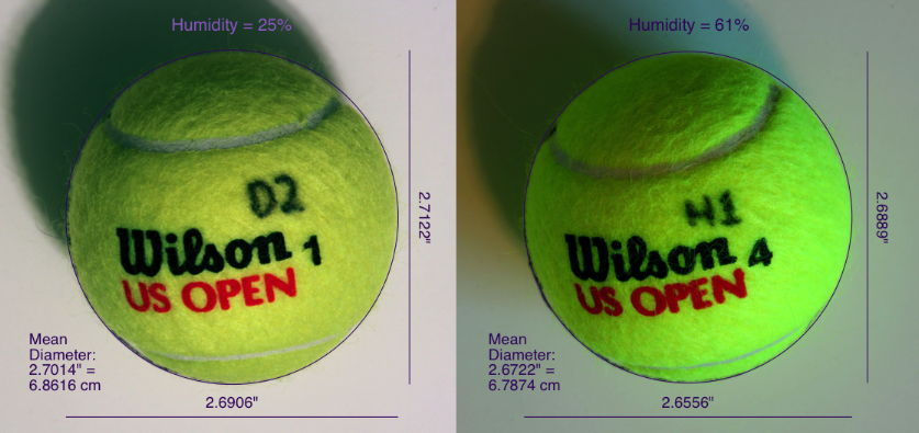 Humid or Heavy? How Air Really Affects Tennis Fog Mountain Tennis