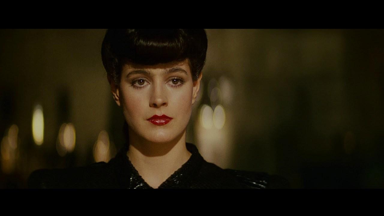 Rachel in Blade Runner