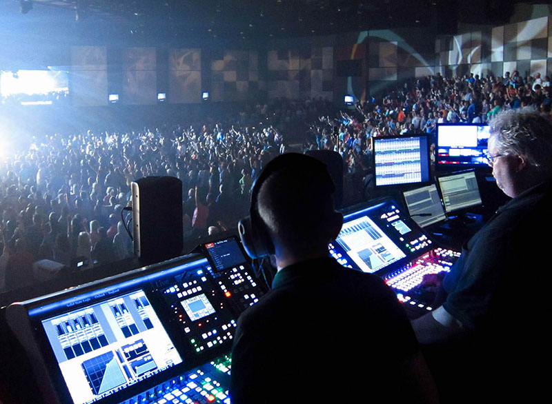 Tulsa\u0027s Church On the Move Opts for SSL L500 Console « FOH Front
