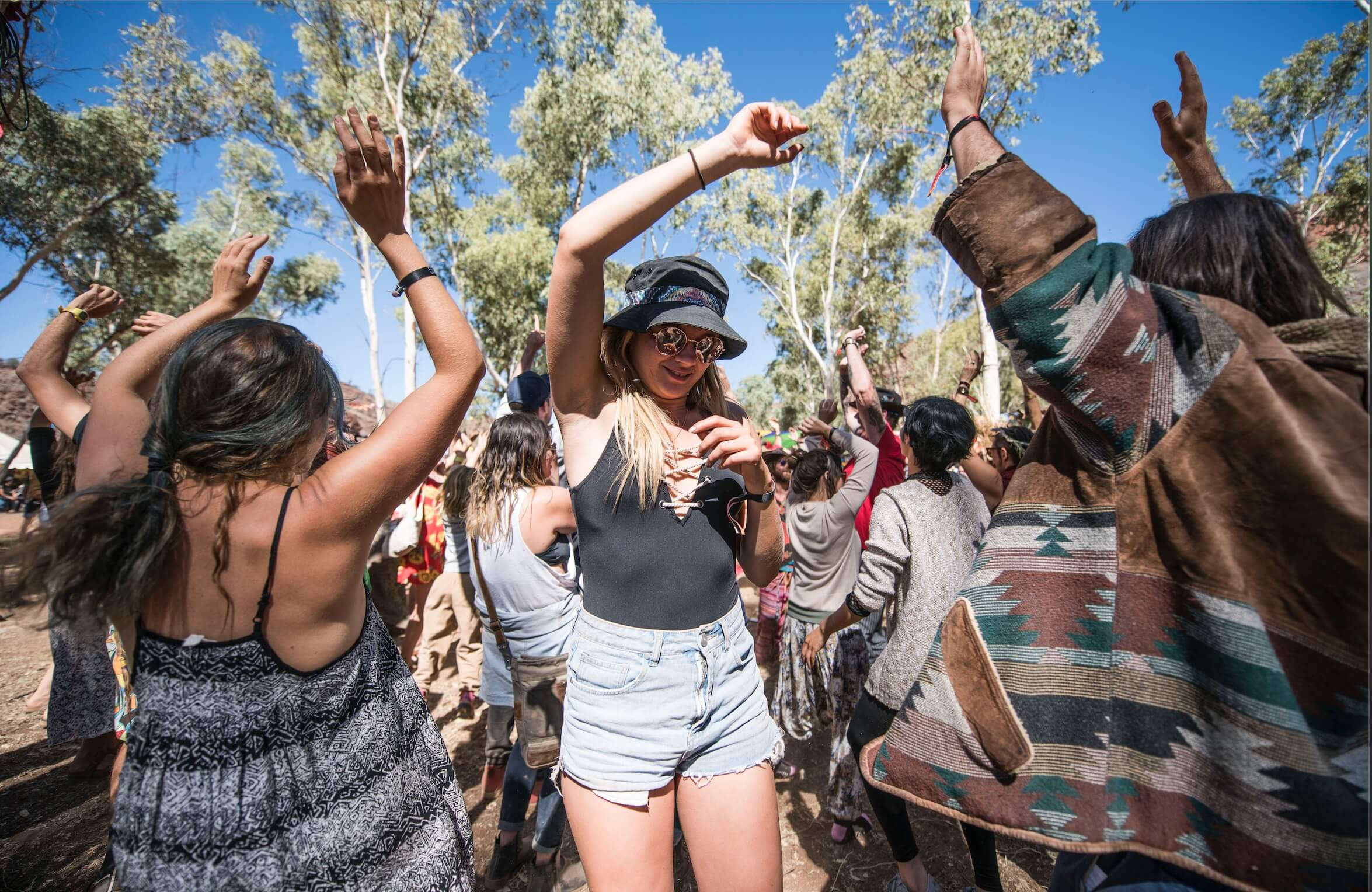 Win A Trip For Two To Wide Open Space Festival 2020 Foldback Media Nt
