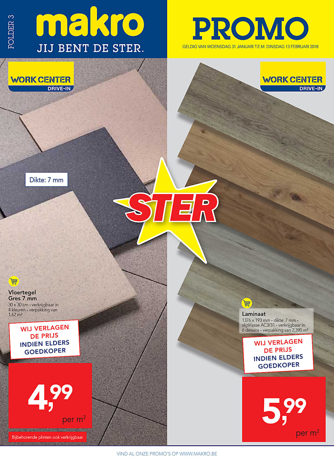 Aldi Folder Week 28 Makro Non Food Folder Geldig Van 31 01 2018 Tot 13 02