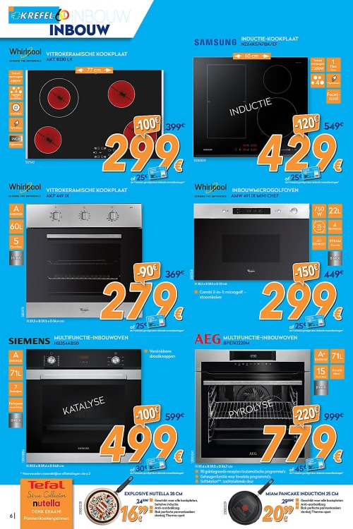 Aldi Folder Week 12 Krefel Folder 1 Februari T/m 25 Februari 2018