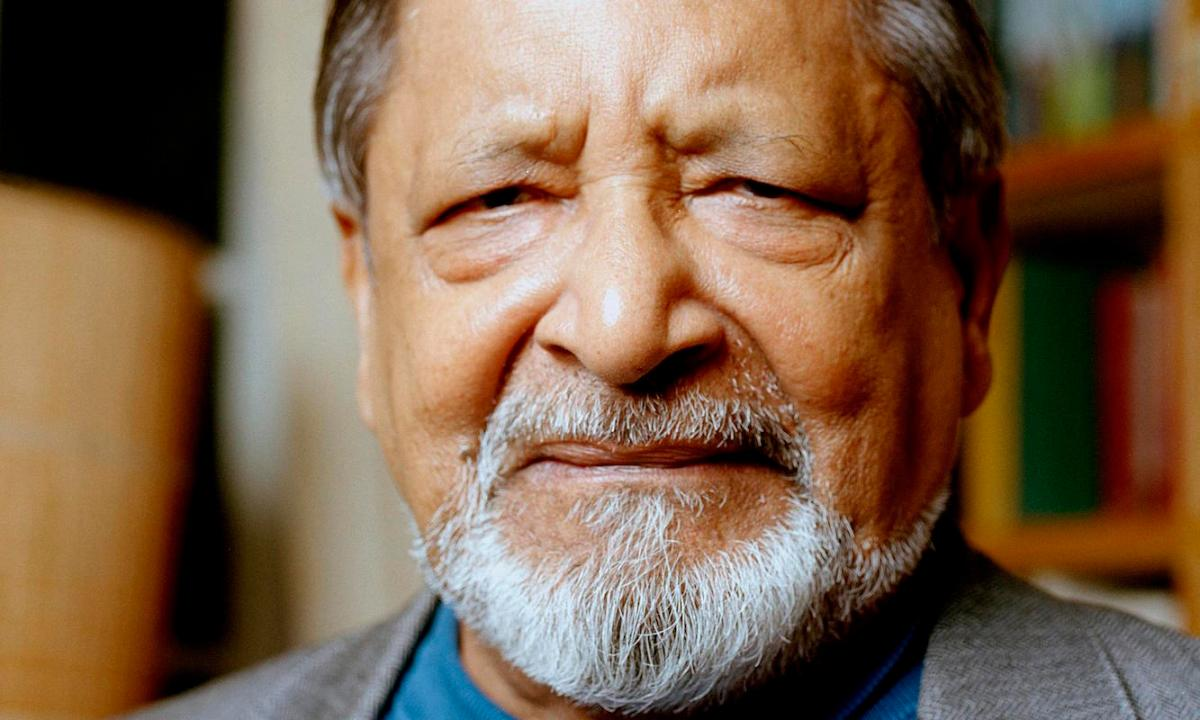 VS Naipaul Folio