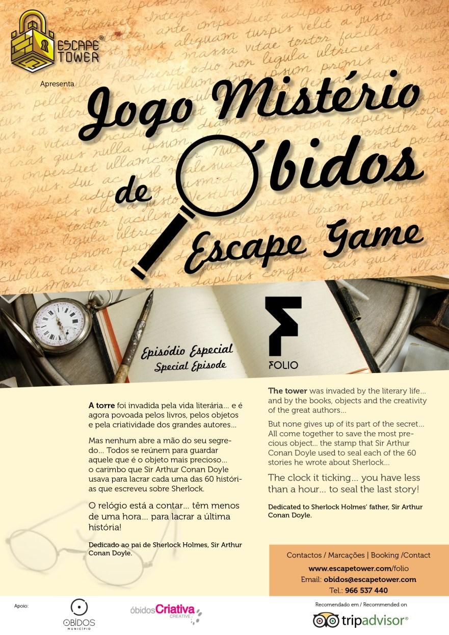 The Escape Game Folio