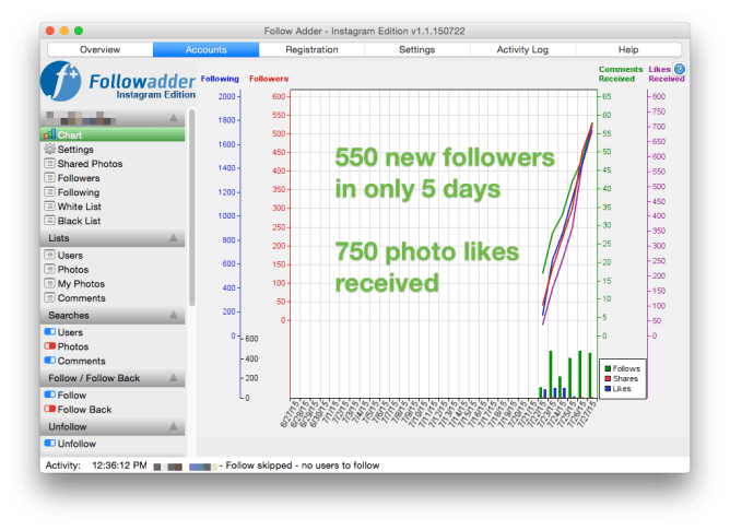 Get Instagram Followers, Get Instagram Photo Likes