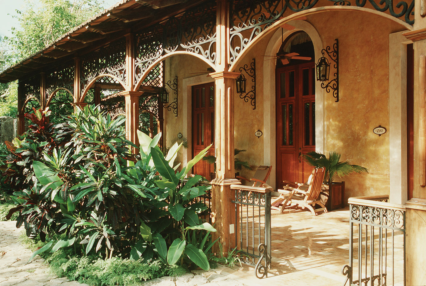 Decoracion Etnica Hotel Of The Week – Hacienda Xcanatun – Merida, Mexcio