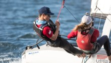 Olympic Sailing on NACRA17