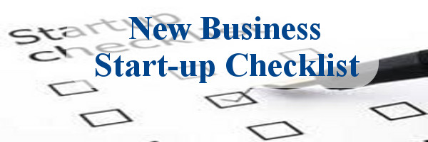 New Business Start-up Checklist 10 Steps to Starting a Business