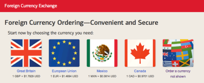 How to Buy Foreign Currency