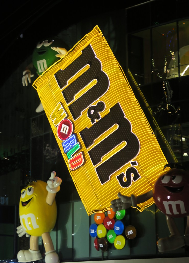 The M & M's Store
