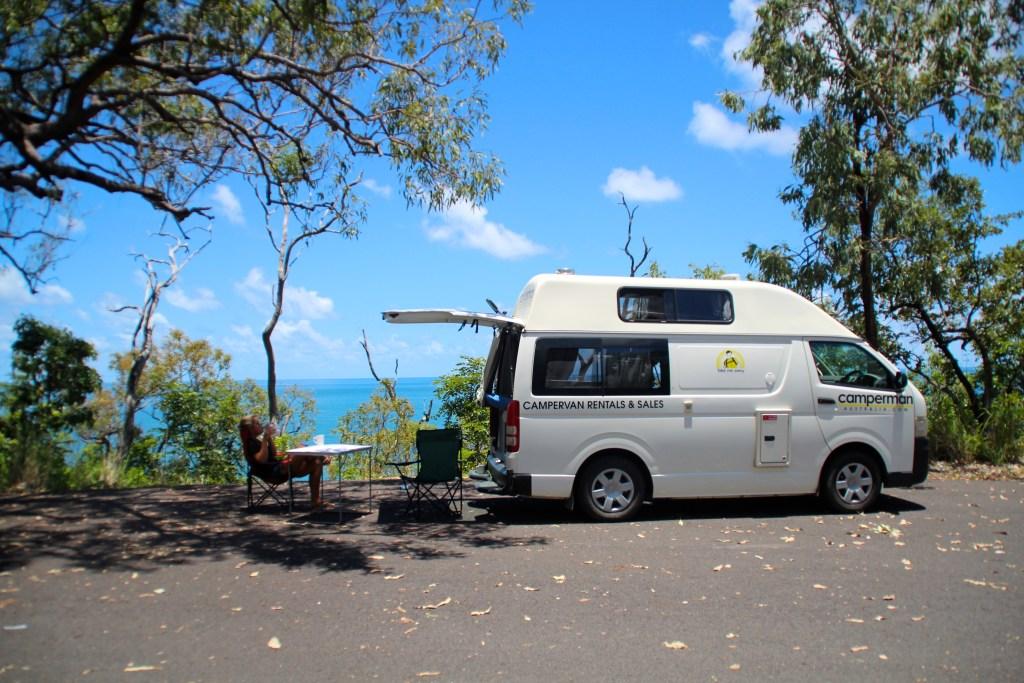 Mit dem Camper von Sydney- Melbourne