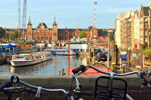 6 Dinge die man in Amsterdam tun muss + Live Event von Vodafone