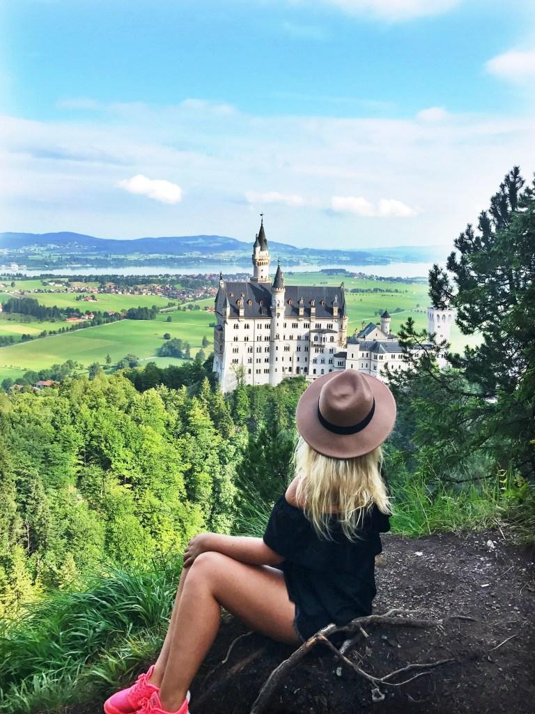 Fototipp Schloss Neuschwanstein