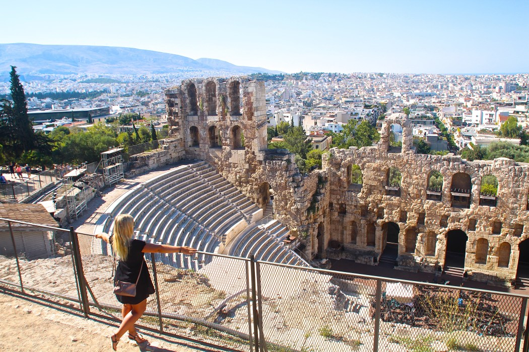 Akropolis in Athen Reisetipps