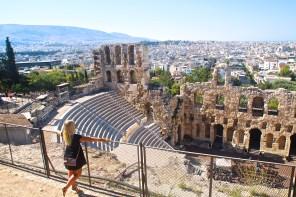 Akropolis in Athen – Tipps, Eintritt, Highlights, Öffnungszeiten und mehr