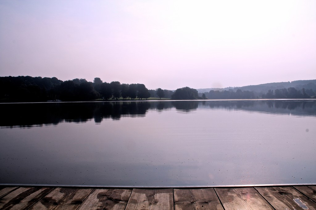 Ausblick über den See