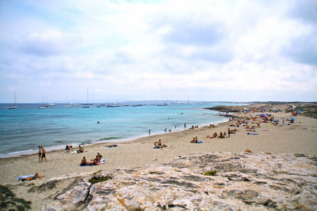 Ibiza nach Formentera Tagesausflug