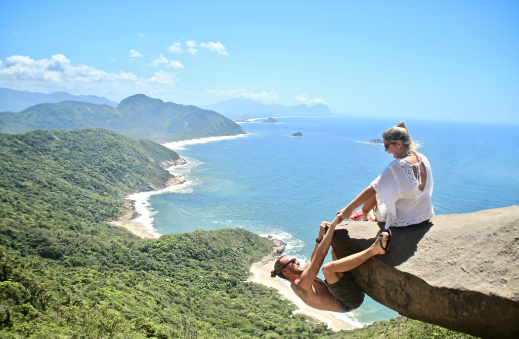 Pedra do Telegrafo, Brazil