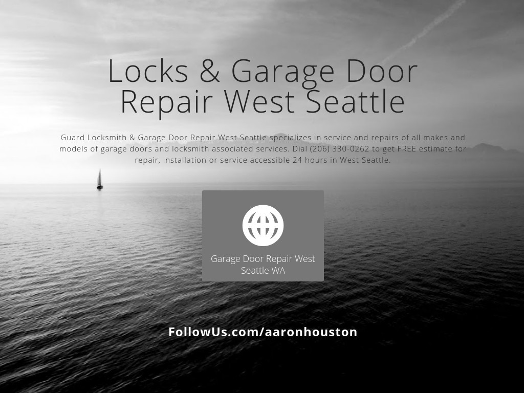 Garage Door Parts Seattle Locks Garage Door Repair West Seattle Social Media