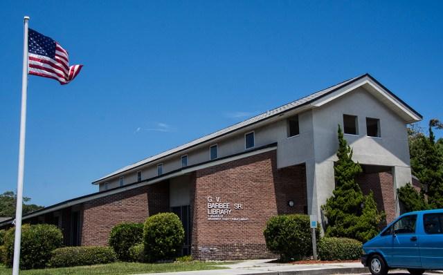 G.V. Barbee, Sr. Library - Oak Island, NC