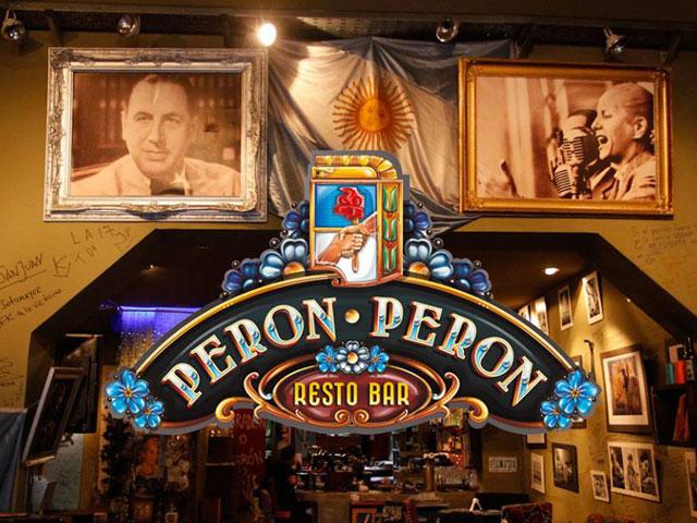 Perón Perón Restó Bar
