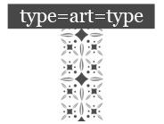 typearttype