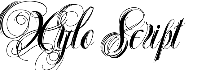 Old Calligraphy Font Free The Gallery For Gt Fancy Old English Letters