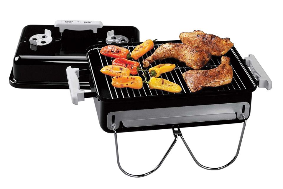 Weber Kolen Barbecue Weber Go-anywhere Kolen