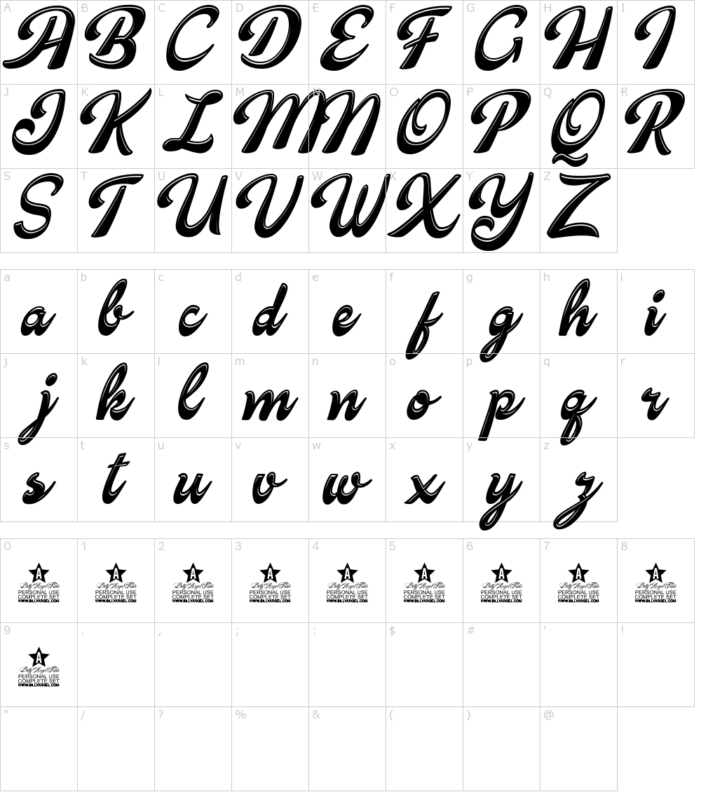 billy argel font auto electrical wiring diagram