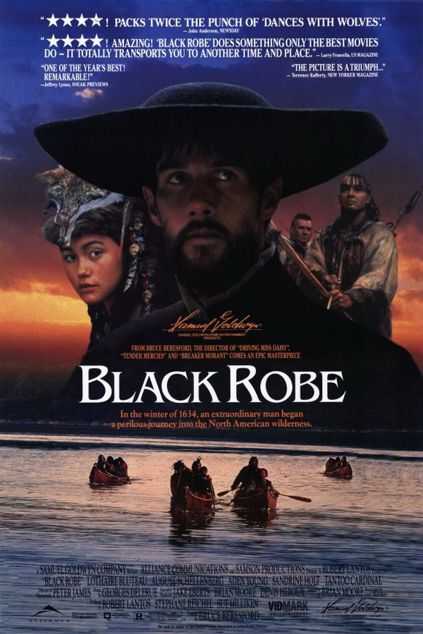 Black Robe Font