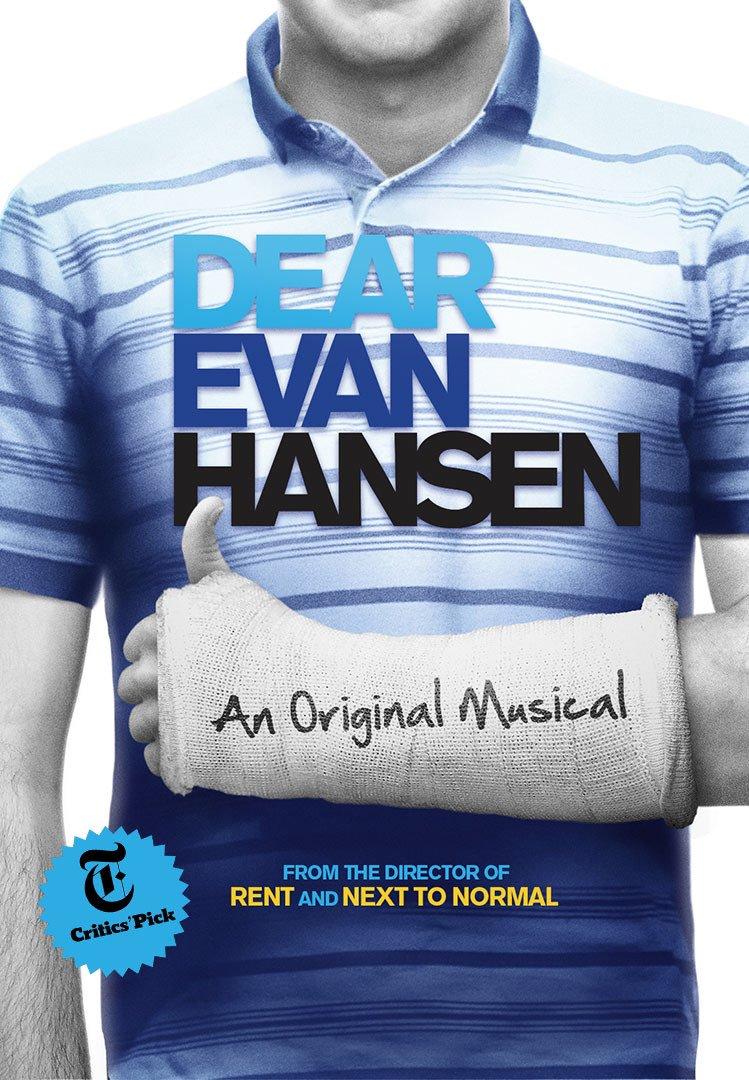 Broadway Quotes Wallpaper Dear Evan Hansen Font