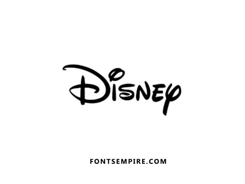 Disney Font Free Download - Fonts Empire