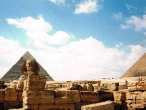 エジプト・スフィンクス