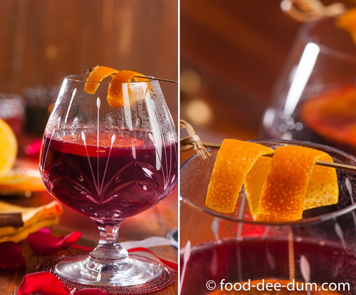 how to make gluhwein with mix
