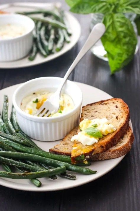 File 3 - Baked Eggs and Green Beans