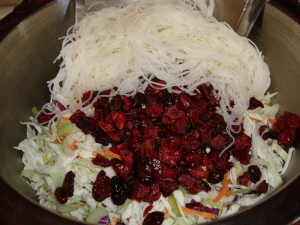 cabbage-cranberry